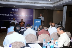 Workshop on Product liability, Warranty and Recall organsed by ACMA on 19/03/2014